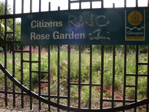 Citizens Rose Garden